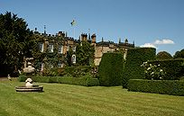 Renishaw Hall & Gardens aka Pemberley (3.5 hrs away from London)