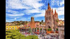 San Miguel de Allende, Mexico. Una de las ciudades coloniales más hermosas del mundo.