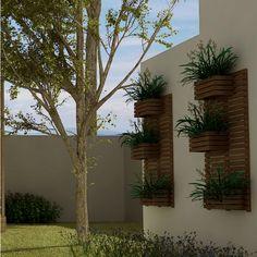 Nada melhor do que flores para deixar o espaço mais colorido, mais bonito e mais agradável. Se você gosta de jardins e hortas, mas não tem espaço em casa, confira a linha que temos de jardim vertical! Tudo o que você deseja com muita praticidade!