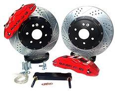 For 2016 Smart Fortwo Front eLine Plain Brake Rotors Ceramic Brake Pads