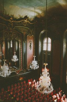 Palace #interiors, Pszczyna, Poland; photography by Magdalena Lutek for NISHE
