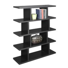 Convenience Concepts 121015 Northfield Block Bookshelf at ATG Stores