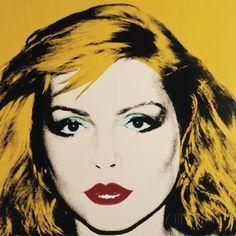 Debbie Harry, 1980 Kunstdrucke von Andy Warhol - AllPosters.at