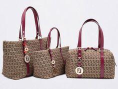 Fendi | Fendi Peek-A-Boo Handbags Fall-Winter 2009-2010 Collection | Fashion ...