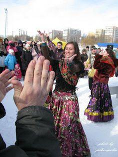 Мой блог: Масленица в Минске 2013,Курасовщина. гуляния и сжигание чучела