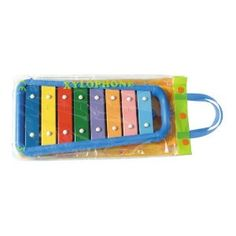 When buying a xylophone for your kids, pick one with a full octave and correct tone.    Hohner Kids HMX3008B Glockenspiel - Amazon.com
