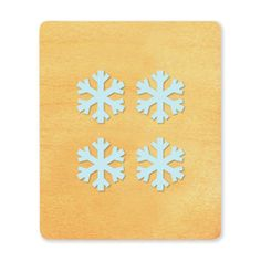 Mini Snowflake #2 Die Cuts AccuCut