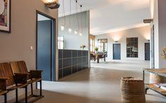 Büro Interieur Design I Open Space Einrichtung I Projekt Haarwerkstatt   System 180