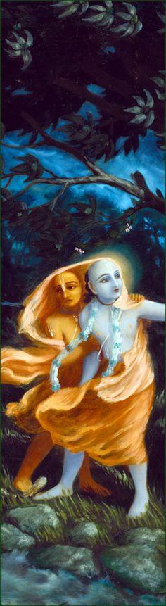 Krishna & Sudama