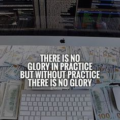 Practice makes perfect! #Forex #Stocks #Binary #Traders #Trading #Money #Investing