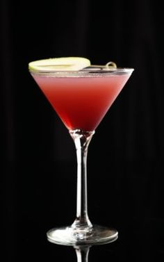 Autumn Apple (•1 oz. Lucid Absinthe   •2 oz. apple cider   •1 oz. cranberry juice   •1 oz. ginger ale   •0.5 oz. Chambord Raspberry Liqueur)