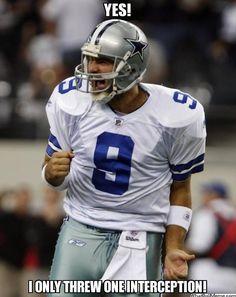 Hilarious Tony Romo | Sports Memes Funny Football Nfl Humor