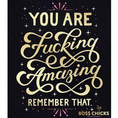 Your daily reminder #amazing #reminder #notetoself #dailyreminder