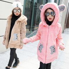37.41$  Buy here - https://alitems.com/g/1e8d114494b01f4c715516525dc3e8/?i=5&ulp=https%3A%2F%2Fwww.aliexpress.com%2Fitem%2F6-girls-hair-sweater-imitation-fur-coat-autumn-and-winter-thickening-of-9-children-12%2F32770256984.html -  6 girls hair sweater imitation fur coat autumn and winter thickening of 9 children 12 year old girl in winter coat