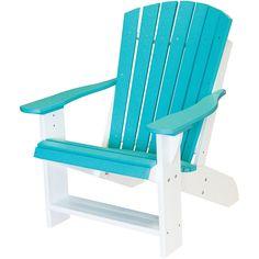 Wildridge Recycled Plastic Heritage Adirondack Chair