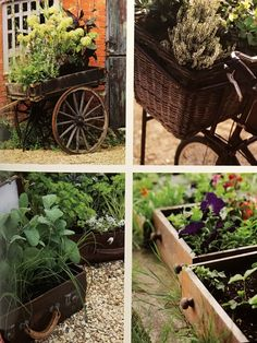 deco jardin jardin vintage de sally coulthard