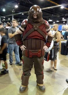 Juggernaut #cosplay