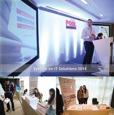 Presentación de SysOne en IT Solutions 2014... Entrá a http://www.sysone.com/resources/omnichannel/ y mirala online!!