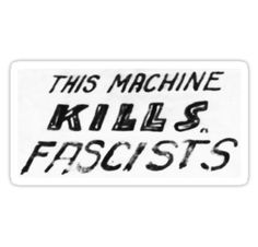 5660fb6cac208 This machine kills fascists. Perfect for a guitar or a laptop amp  8230