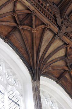 103/365   Fan Vaulting   St Peter Mancroft, Norwich UK by rosberond, via Flickr