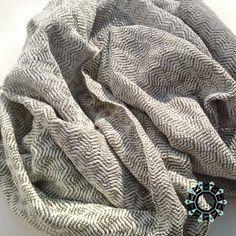 """""""Painting with acryl"""" shawl / Szal """"Malowane akrylem"""" by Tender December, Alina Tyro-Niezgoda  More / Więcej: http://tenderdecember.eu/painting-with-acryl-malowanie-akrylem/  To buy / Aby kupić: http://tenderdecember.eu/shop/produkt/acrylic-xxl-shawl-color-cream-gray-khaki-akrylowy-szal-xxl-w-tonacji-kremu-szarosci-khaki/"""