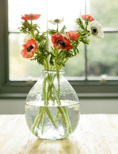 D coration and no l on pinterest for Idee deco pour grand vase en verre