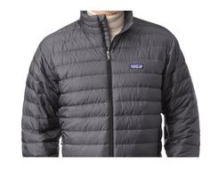 Black Men's size Med Patagonia Coat