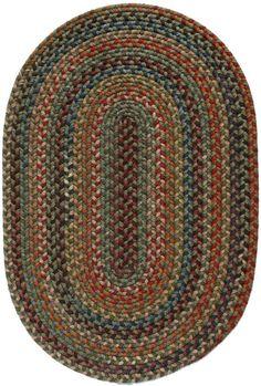 American Classics Wool Select - Multi Color Wool Select - Multi Color Moss Area Rugs