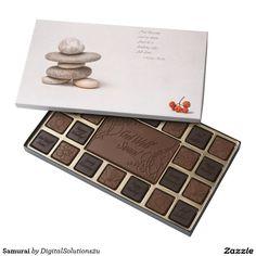 Samurai Assorted Chocolates