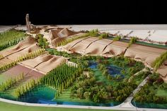 Vêneto Green City - Masterplan, Vêneto, 2011 - MCA - Mario Cucinella Arquitetos, LAND