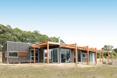 Award-winning off-grid solar+battery storage home... for less than $300,000