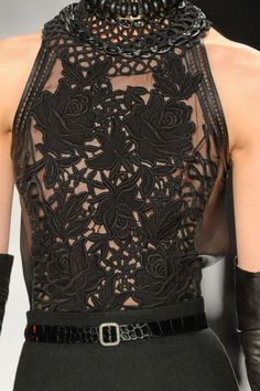 Elie Tahari at New York Fashion Week Fall 2011 - Livingly