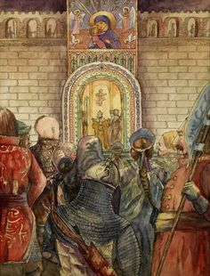 a life history of ivan the terrible from russia Ivan the terrible is regarded as one of the cruellest rulers in russia's long history: a bloodthirsty and paranoid tyrant who killed his own son.