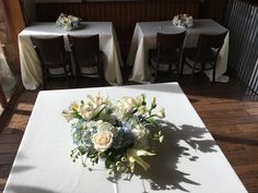 Beautiful flower arrangements - incorporating your loved ones favorite flowers is important at a Celebration of Life Memorial