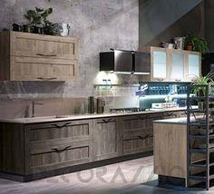#kitchen #design #interior #furniture #furnishings #interiordesign комплект в кухню Stosa City, St.С170