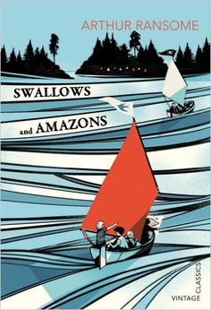 Swallows and Amazons (Vintage Children's Classics): Amazon.co.uk: Arthur Ransome: 9780099572794: Books