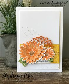 Stamping with Steph - Page 2 of 25 - Stephanie Pike - Independent Stampin' Up! Demonstrator Australia