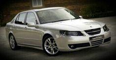 2007 Saab 9-5 Saloon Luxury Sports Sedan