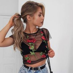 15 Blusas que no le prestaría ni a mi hermana