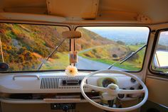 The VW Campervan Dash