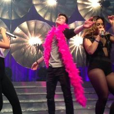 Fifth harmony and Shawn