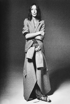 Camilla Nickerson by Mario Sorrenti for The Gentlewoman #9 Spring/Summer 2014