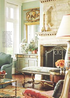 Kendall Wilkinson Interior Design May 2007 Traditional Home
