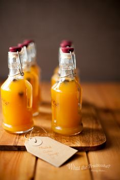 Mulled Cider Syrup — What the Fruitcake?!