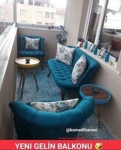 Apartment Patio Makeover Small Balconies 17 Ideas For 2019 Furniture, Balcony Decor, Balcony Furniture, Home, Bedroom Design, Patio Decor, Home Deco, Living Room Designs, Furniture Layout