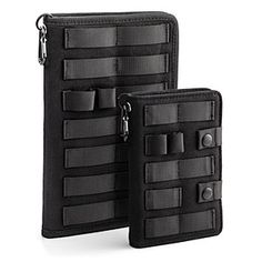 A perfect addition to your tactical everyday carry, the TGX Tactical Notebooks are decked out in the same MOLLE webbing found on your favorite tactical backpack and are available in two distinct… Survival Prepping, Survival Gear, Survival Skills, Wilderness Survival, Doomsday Prepping, Survival Stuff, Emergency Preparedness, Edc Tactical, Tactical Backpack