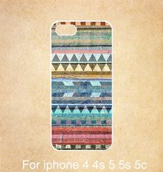 Aztec iphone 5 case Aztec pattern iphone 5s case   by GiftDream, $6.99