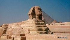 31. The Pyramids of Giza, Egypt