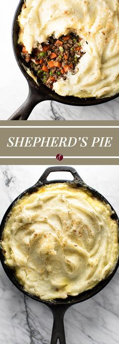 Shepherd's Pie #gottobeNCbeef | girlgonegourmet.com #sponsored via @april7116