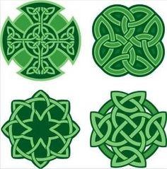 Celtic knots...